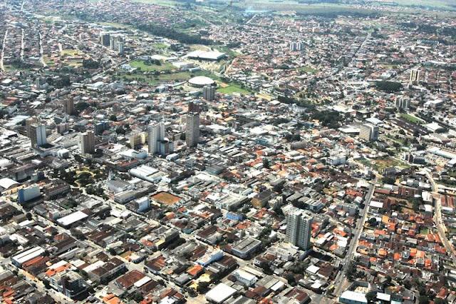 Anápolis em Goiás é a sexta maior cidade do Centro-Oeste
