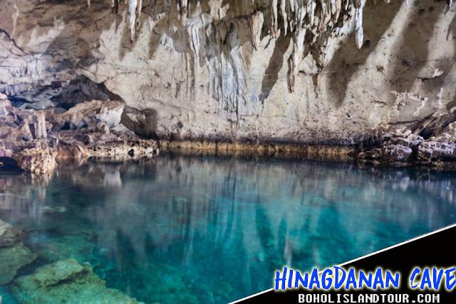 Bohol Hinagdanan Cave