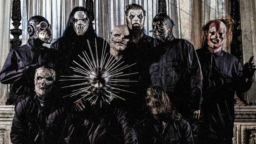 Topeng Slipknot Era The Gray Chapter