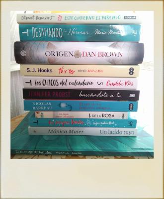 book-haul-noviembre
