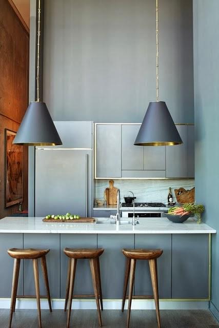 Interior Designer showcases kitchens with modern design