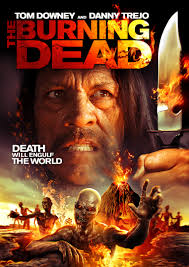 The Burning Dead (2015) Dual Audio Full Movie BRRip 720p