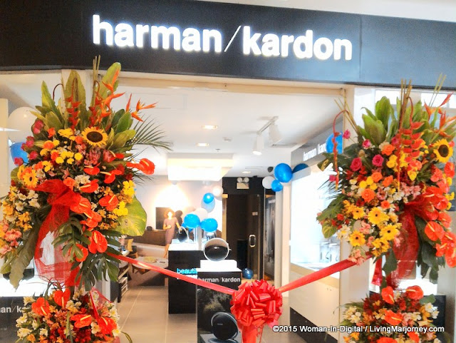 Harman/Kardon and JBL Now At Fairview Terraces