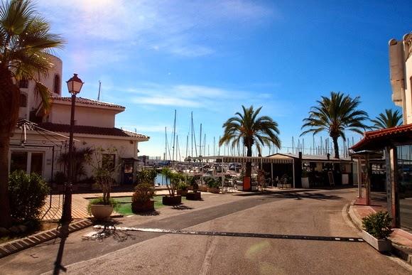 port of Sitges