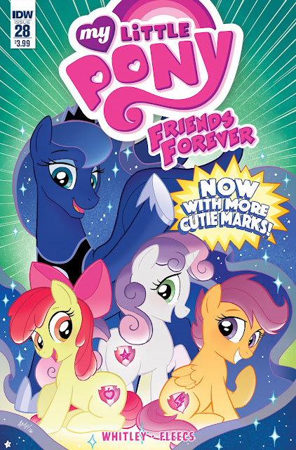 MLP: FF 28 Main Cover