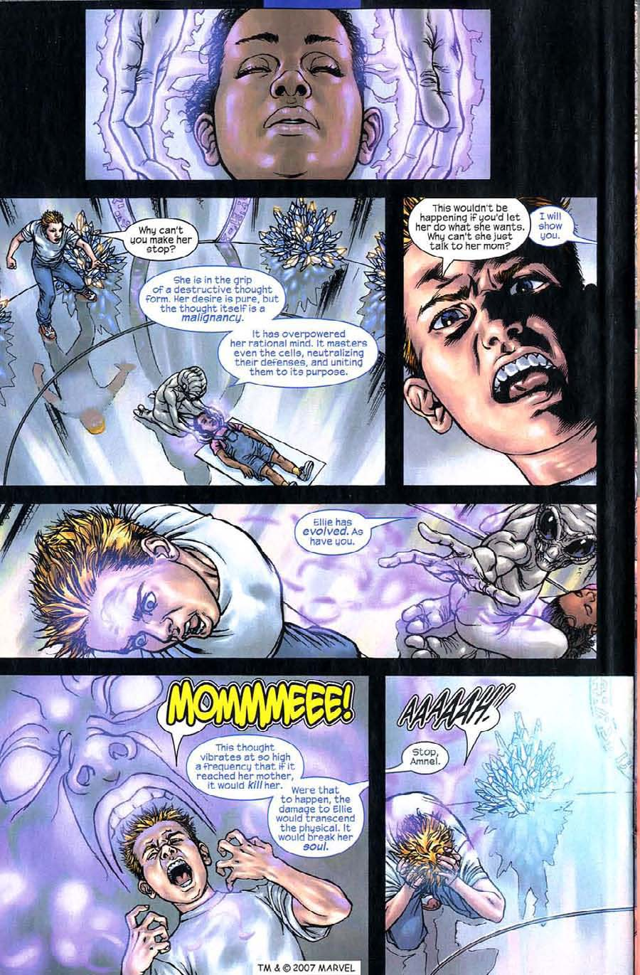 Read online Silver Surfer (2003) comic -  Issue #5 - 26