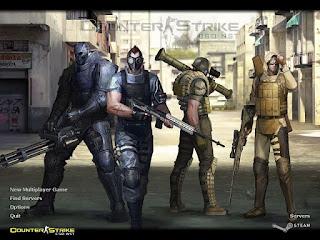 Free Download PC Game Counter Strike CSO NST Gratis - Mediafire 475 MB