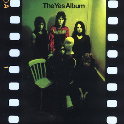 Yes The Yes Album 1971