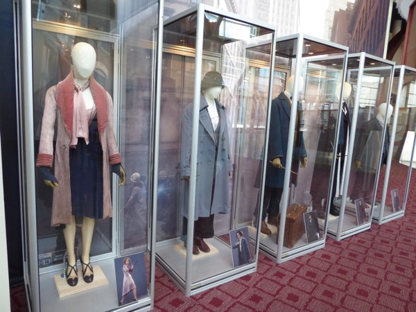 Fantastic Beasts Where to Find Them movie costumes