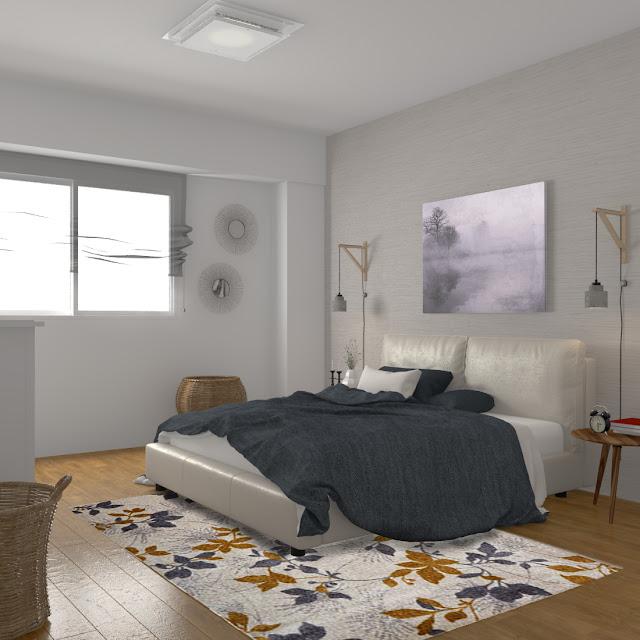 Proyecto de decoración Rut Chicote Interiorismo