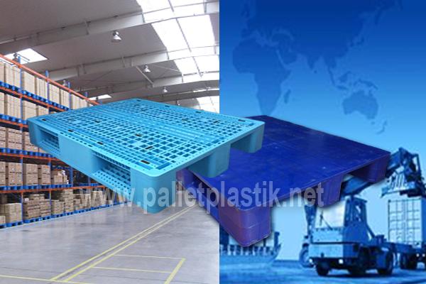 Peranan Pallet Plastik Meningkatkan Efisiensi Gudang dan Logistik
