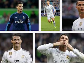 Profil Cristiano Ronaldo CR7