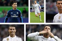 Profil Cristiano Ronaldo CR7, Salah satu Pemain Terbaik Dunia