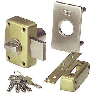 Instalación y venta de cerraduras Tesa