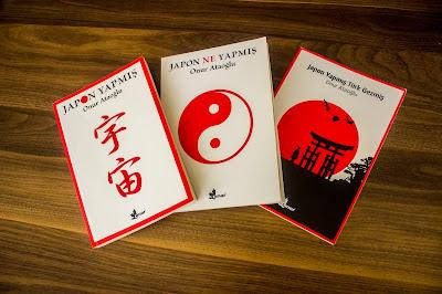 yazar Onur Ataoğlu japonya