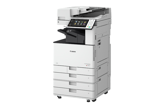 New Drivers: Canon imageRUNNER ADVANCE C7055 MFP Generic UFRII