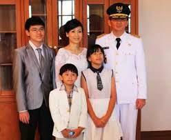 keluarga Ahok Basuki Tjahaja Purnama