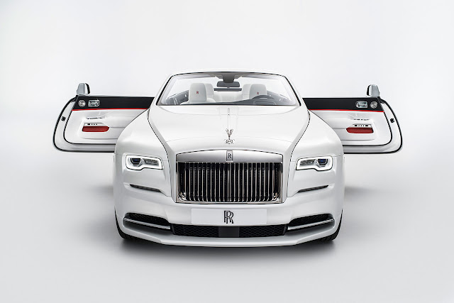 The House of Rolls-Royce announces Spring/Summer 2017 Collection