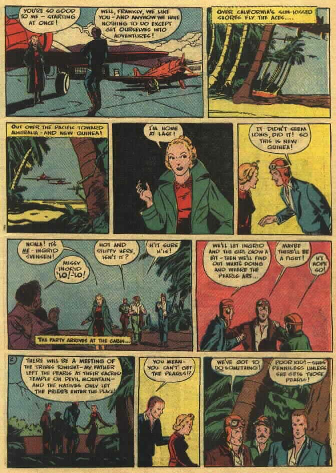 Read online Action Comics (1938) comic -  Issue #26 - 29