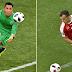 سويسرا تتاهل لدور 16 رغم التعادل مع كوستاريكا 2-2