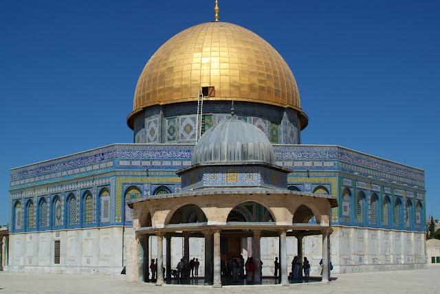 Qubbat As-Sakhrah - Bangunan Muslim Tertua di Dunia