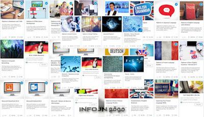 أفضل موقع للتعلم والحصول على شهادة معتمدة بها دوليا في العديد من المجالات المعلوماتية والعلمية