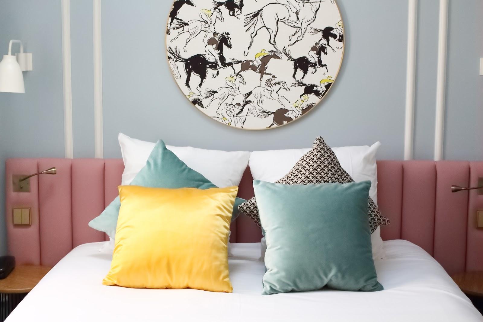 Hotel, Pastel, Paris, Review, Room, Decor, Arc De Triomphe, 3 Star, Good, Nice