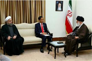 Kerjasama Iran dan Indonesia Adalah Celah Kudeta Syiah di Indonesia