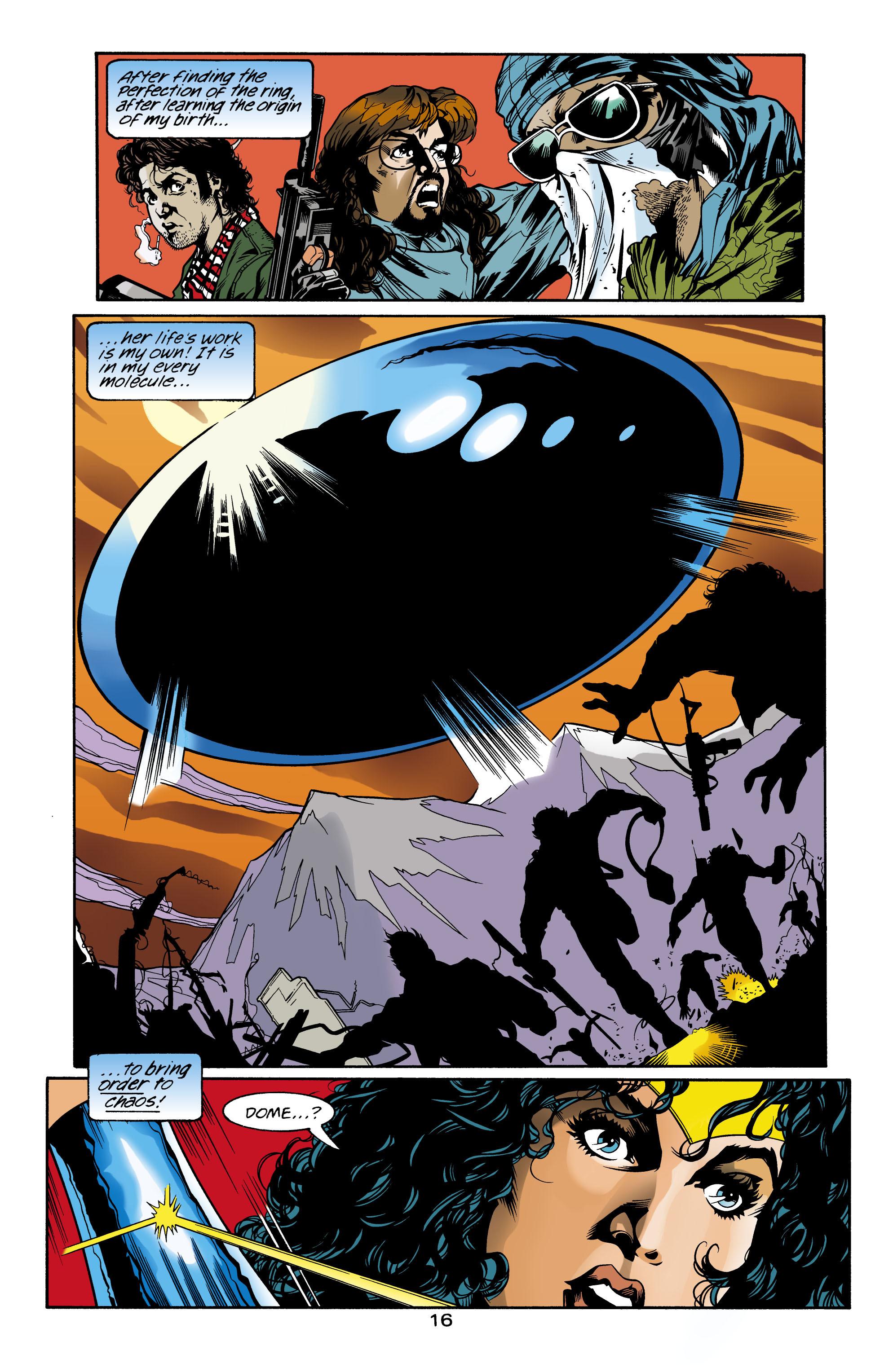 Read online Wonder Woman (1987) comic -  Issue #159 - 17