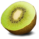 kiwi fruit icons 2