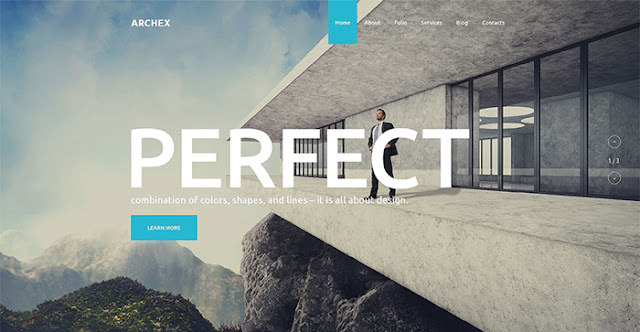 Impressive Batch of 20 Construction and Architecture WordPress Themes for 2016