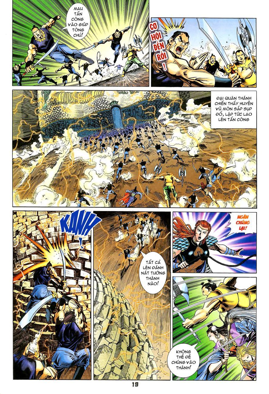 Đại Đường Uy Long chapter 80 trang 20