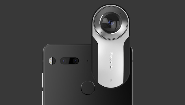 Check out the Short clips taken by Essential's 360-degree camera
