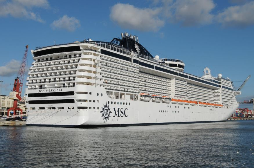 Terror Alert on MSC Fantasia?