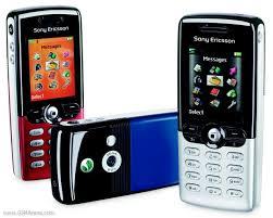 Spesifikasi Sony Ericsson T610
