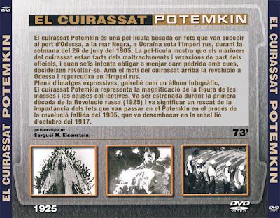 El cuirassat Potemkin - [1925]