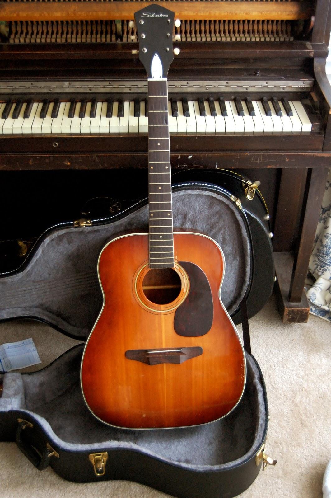 the true vintage guitar blog on buying old broken guitars before you can hear them. Black Bedroom Furniture Sets. Home Design Ideas