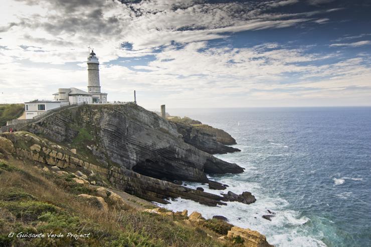 Faro de Cabo Mayor - Santander por El Guisante Verde Project