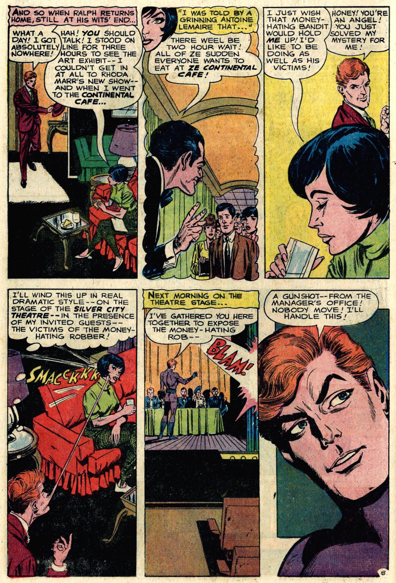 Detective Comics (1937) 347 Page 31