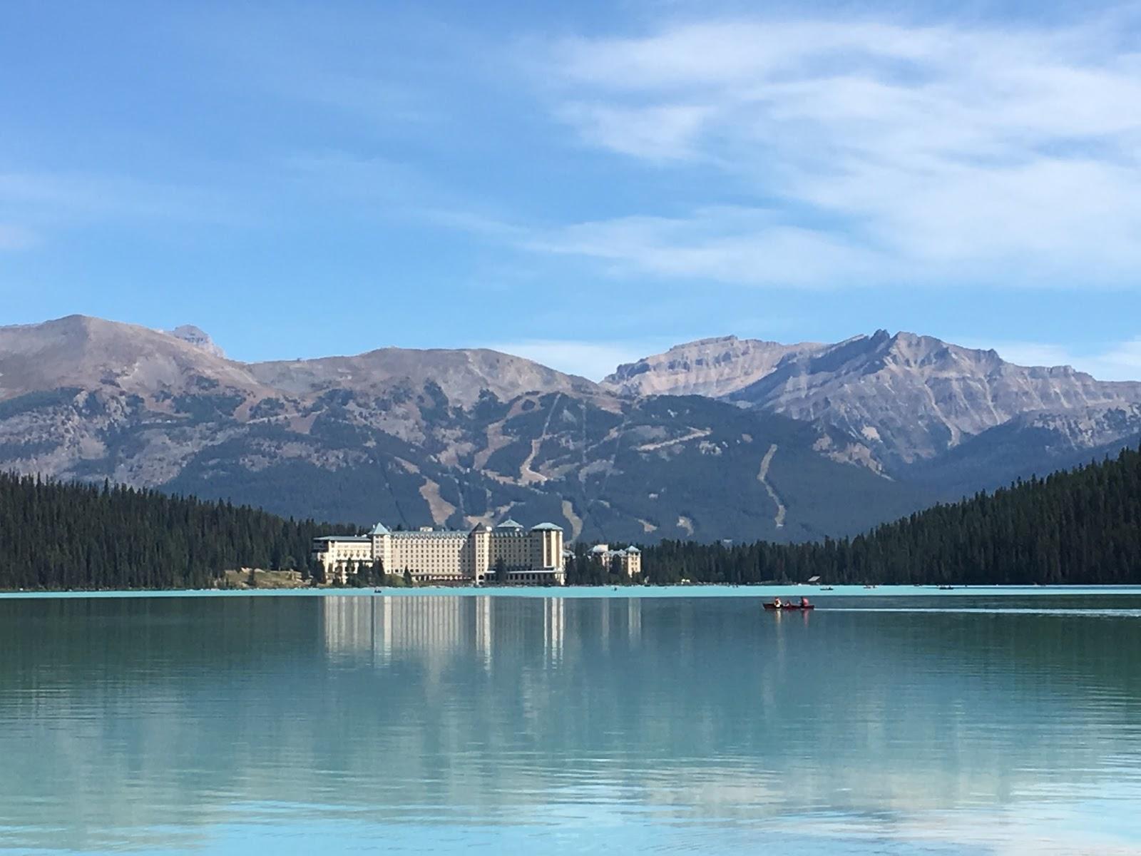 The Gilliam S Island Banff Alberta