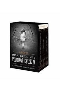 Cartile in engleza Miss Peregrine Peculiar Children comanda de aici