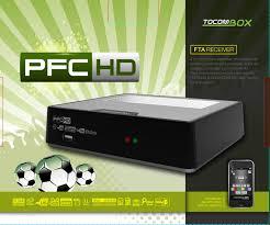TOCOMBOX PFC HD NOVA ATUALIZAÇÃO V 03.038 - 30/04/2017