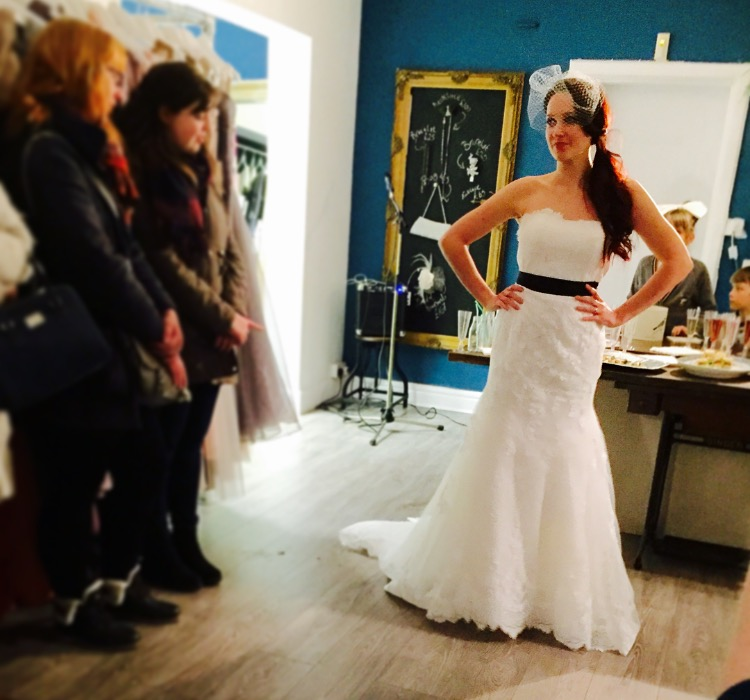 Velvet Birdcage Bridal Shop Event