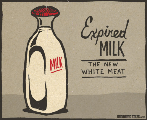 What Can Happen If You Drink Spoiled Milk