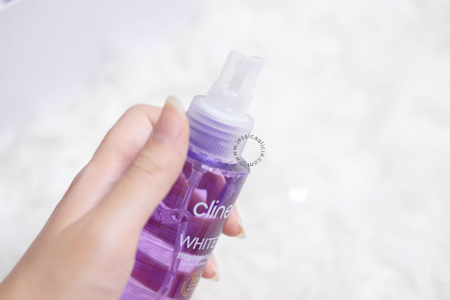 Review : Rangkaian Perawatan Kulit Clinelle WhitenUP by Jessica Alicia