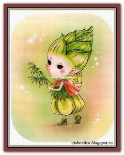 """""""Bamboo Sprite"""" Lena Lawson"""