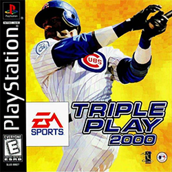 Triple Play 2000 - PS1 - ISOs Download