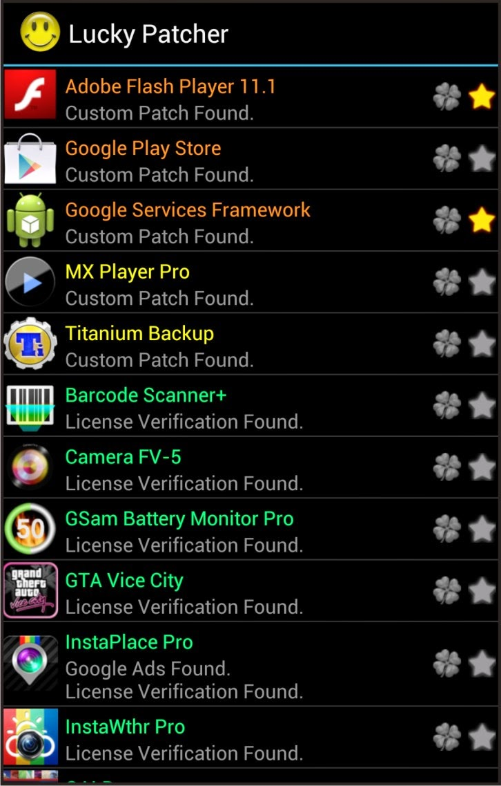 lucky patcher apk v5 3 9 android apps download android4store. Black Bedroom Furniture Sets. Home Design Ideas