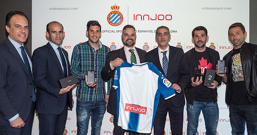InnJoo Mobile Becomes the Official Sponsor for RCD Espanyol Football Club
