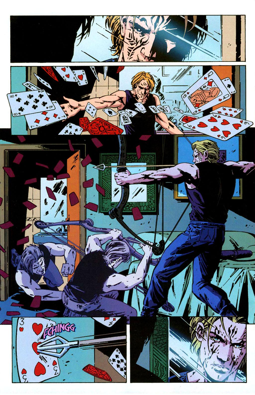 Hawkeye (2003) Issue #2 #2 - English 14